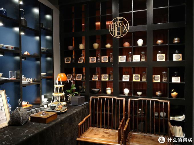 来上海梧桐树下的茶馆,偷得浮生半日闲