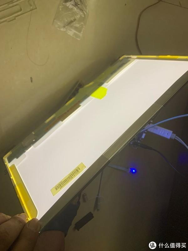 笔记本显示屏改装电视