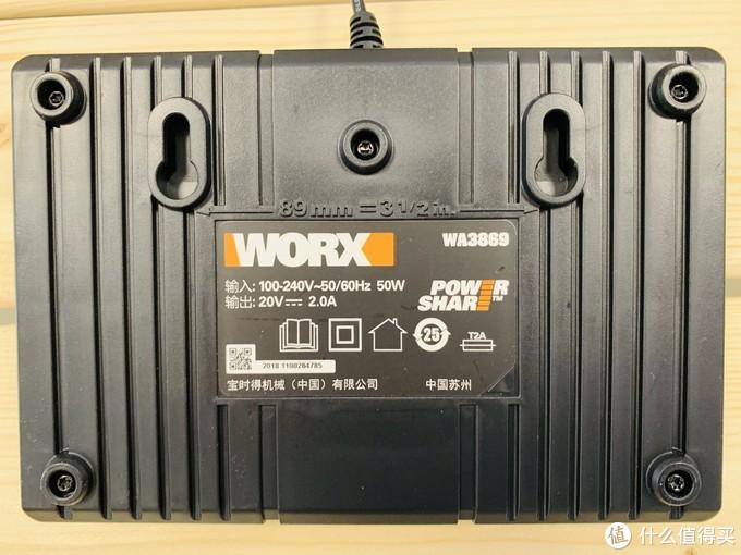 威克士WORX第三代40V高压清洗机洗车机WG644E开箱