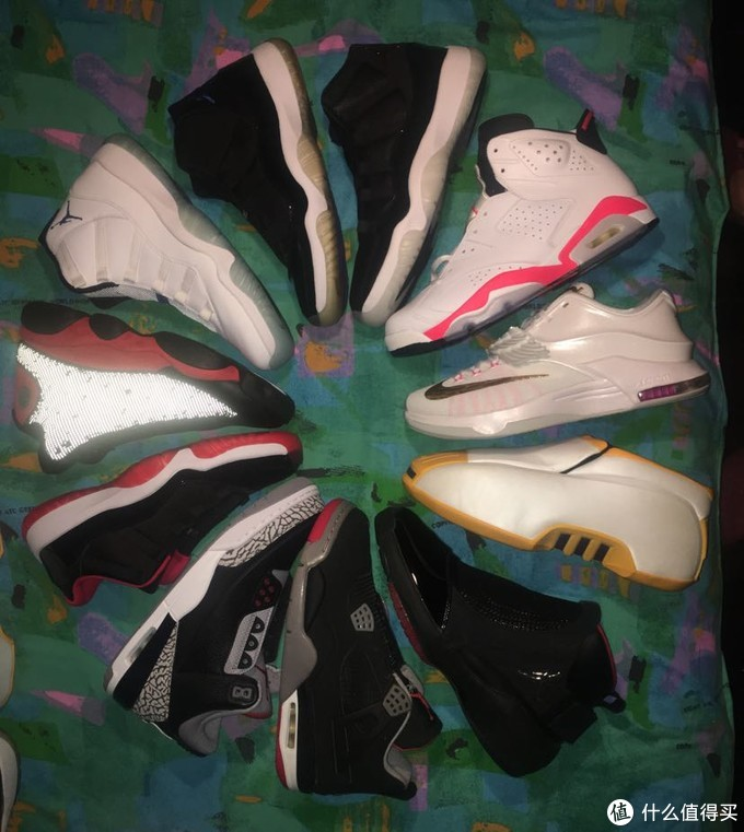 球鞋爱好者一枚
