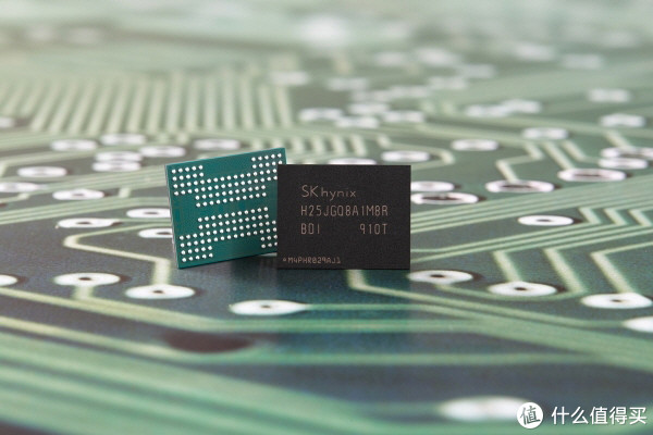 海力士推出96层4D NAND颗粒:单颗容量高达128GB!