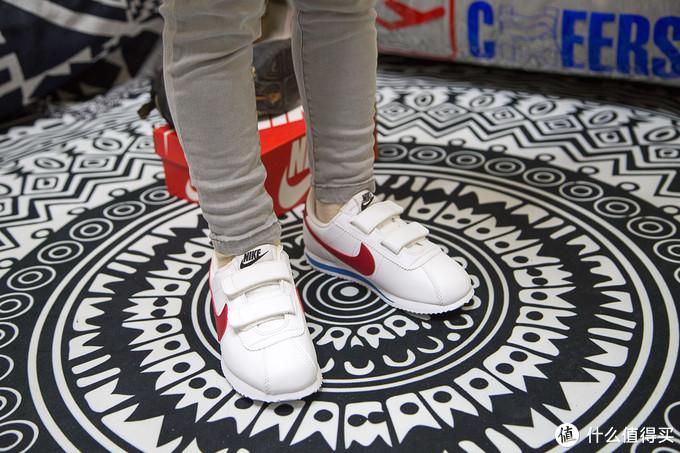 到底怎么给少爷选择一双合适的运动鞋?NIKE阿甘鞋开箱