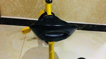 小龙哈彼 LSR301-Q122 儿童三轮车使用总结(味道|控制)