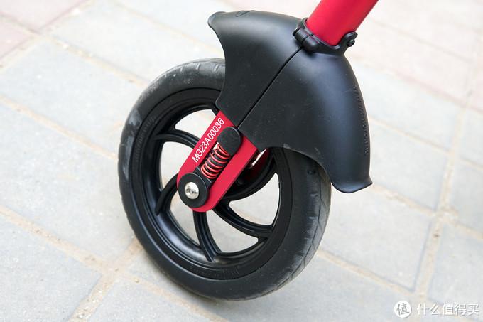 送给孩子的四周岁礼物:瑞士micro迈古米高平衡车