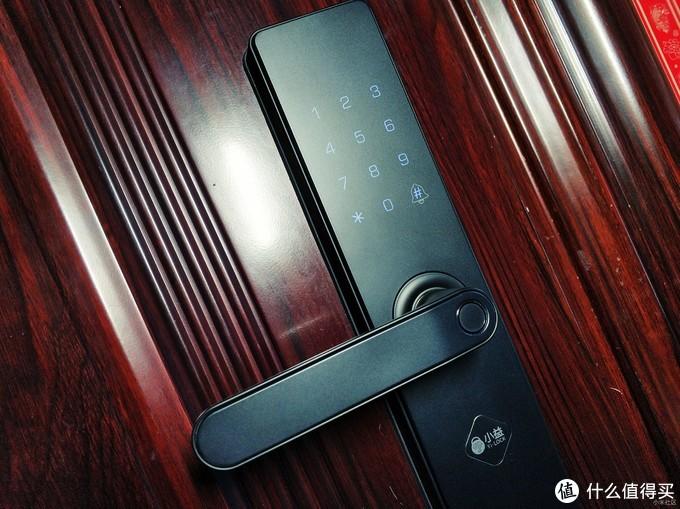 【小益智能门锁】国密级指芯算法防小黑盒,解锁安全更放心