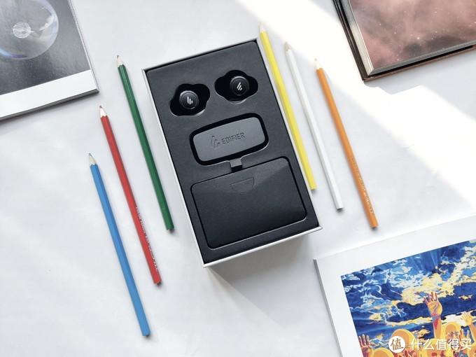 EDIFIER漫步者 TWS5 精准定位500元档无线蓝牙耳机——有音质、能吃鸡、续航强、降噪好,诚意之作品质之选