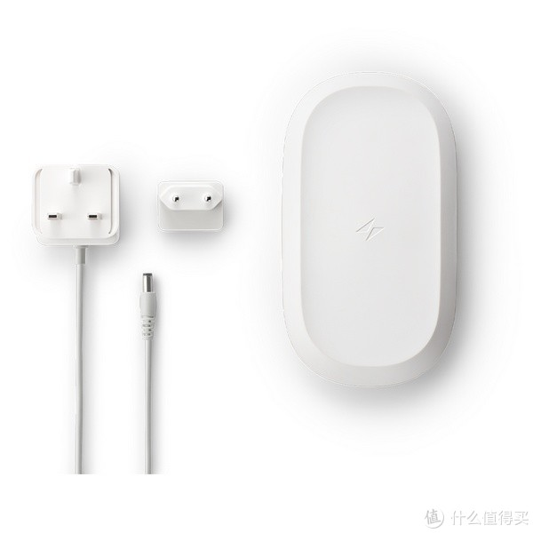 Qi无线充电、数据备份功能:SanDisk 闪迪 发布 iXpand Wireless Charger 无线充电器