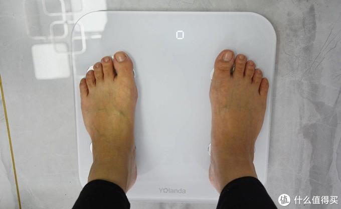 四月不减肥六月徒伤悲,云康宝智能体脂称上手科学减肥