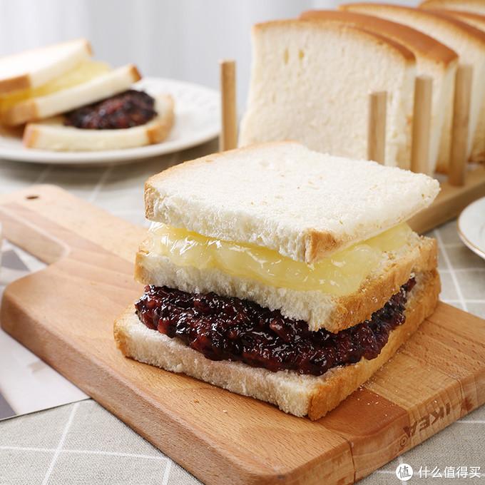 这个紫米面包一点没让我失望,太棒啦