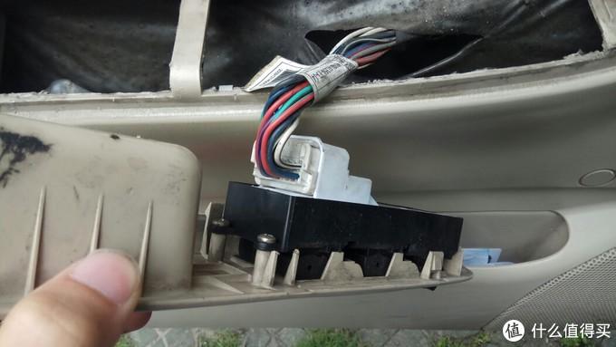 车门控制线