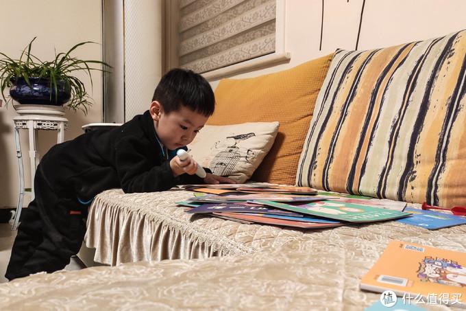 【六一礼物】米兔新品点读笔:无需联网,随时随地都能玩,售价:199元