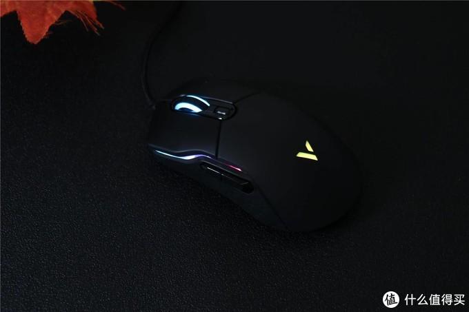 雷柏出新品VT200S使用3389传感器,售价199元,价格还不错!