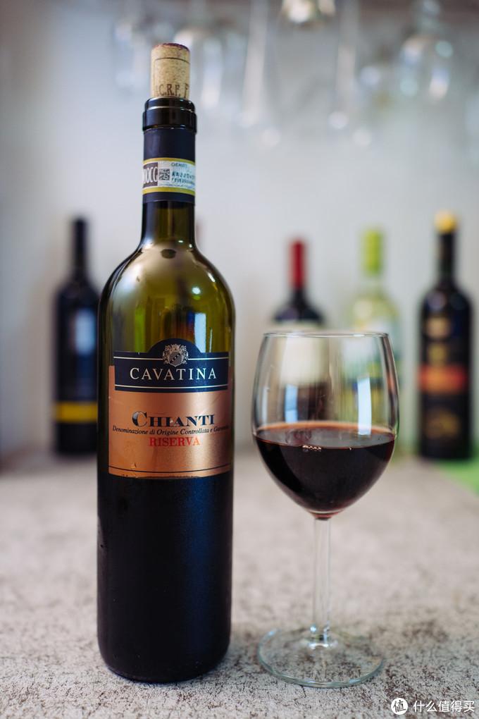 如康 新西兰谷饲西冷 170g + 基安蒂瑞瑟夫干红葡萄酒