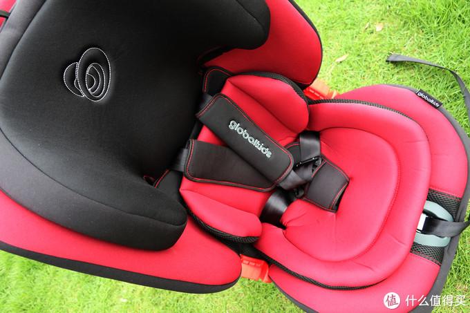 让宝宝安全舒适坐车出行——环球娃娃C04000凯撒大帝儿童安全座椅体验