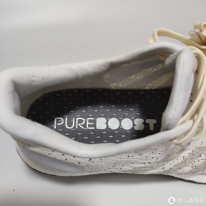 这款pureboost dpr还是没有标配鞋垫