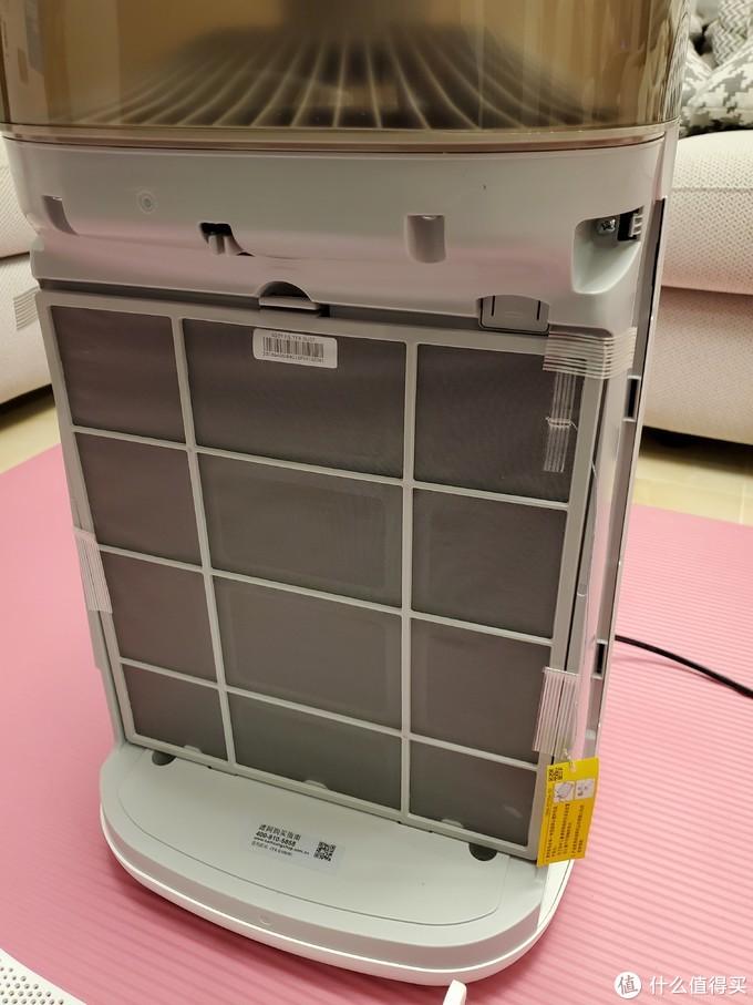 三星空气净化器免费用一年,分享还额外送一台(暨KJ350F-M3035WM晒单)