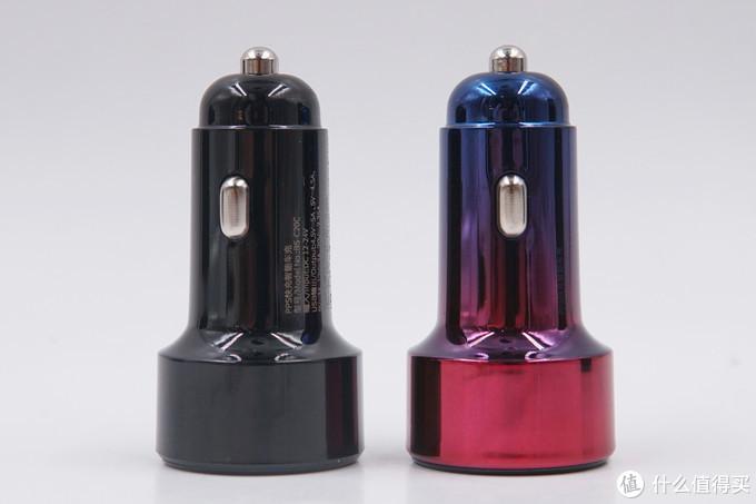 自带电流表1A1C,倍思45W PD车充评测(BS-C02C)