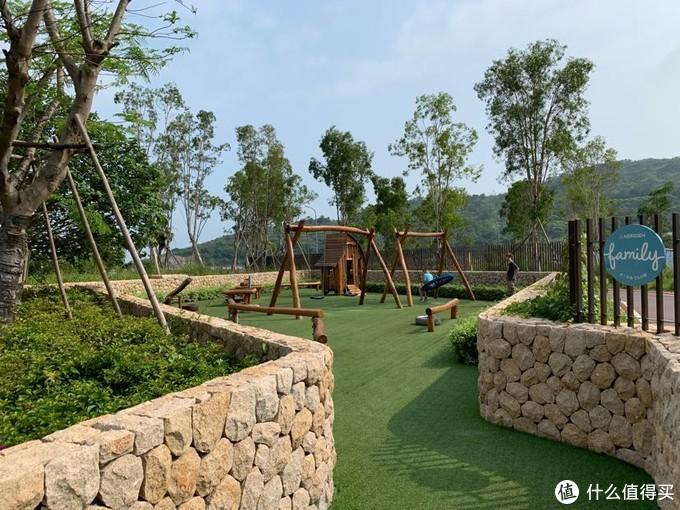室外儿童乐园