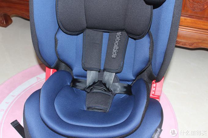 环球娃娃凯撒大帝儿童安全座椅实测