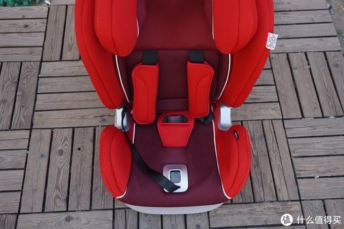 ISOFIX+LATCH双重保障,只为孩子一路安全--kiwy艾莉儿童安全座椅评测