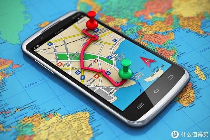 万水千山只等闲——小众导航app的应用