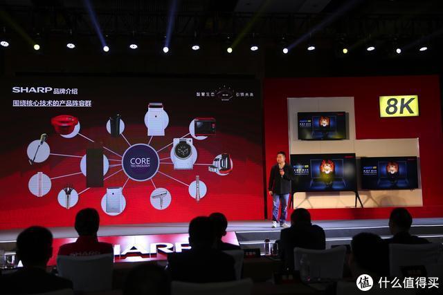 """8K+5G生态链布局落地 """"夏普式生活""""未来可期"""