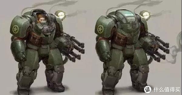 漫作:画出星球大战的就是这个瑞典概念艺术家!