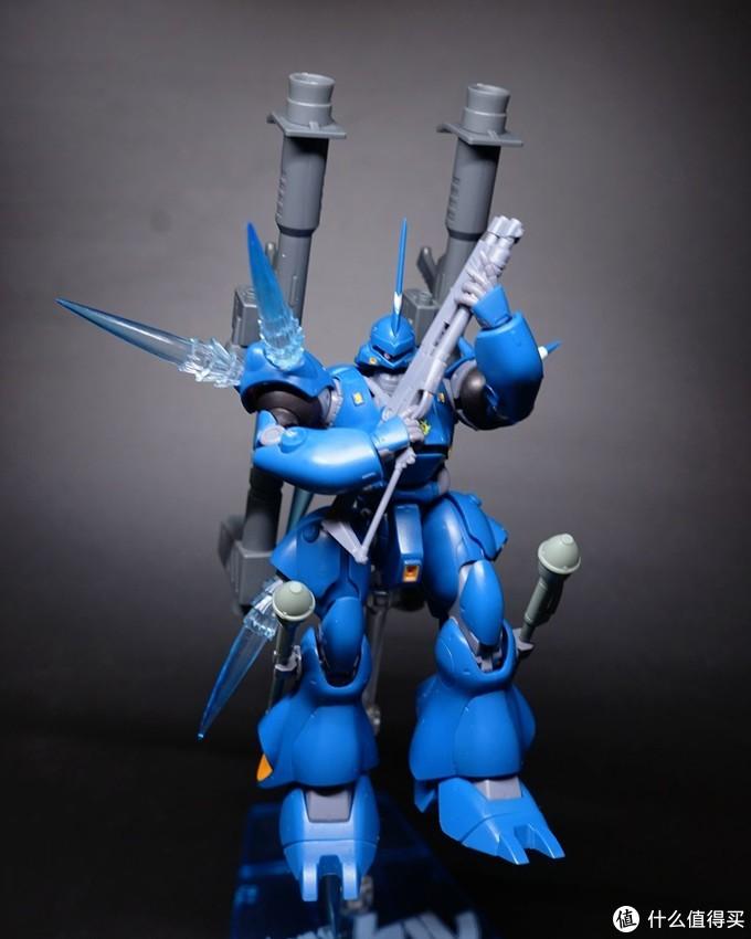万代 ROBOT魂 MS-18E 京宝梵 Ver A.N.I.M.E