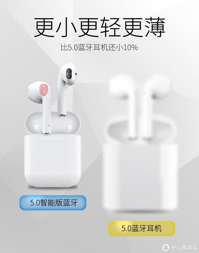 仿苹果耳机