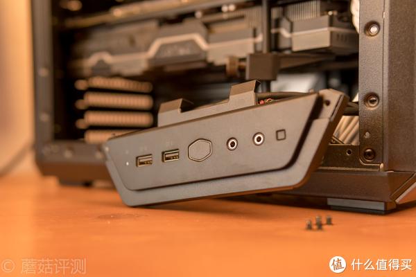 mATX的身材,却拥有ATX的大肚量—酷冷至尊MasterBox Q500L紧凑型ATX机箱
