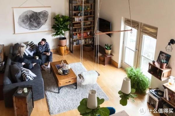 他家也太牛了,5个没想过的创意家居设计!