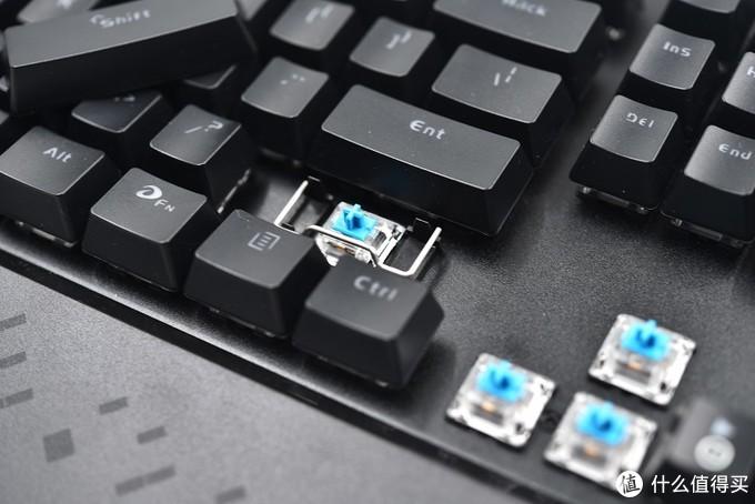 升级后更出色—达尔优EK812升级版机械游戏键盘开箱评测