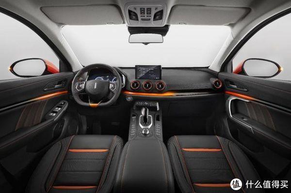 """刹车不用脚?今日上市的VV5 倾橙版一键打开驾驶""""特效""""!"""