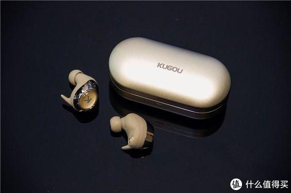 比AirPods颜值高,酷狗X5真无线耳机续航强、音质好