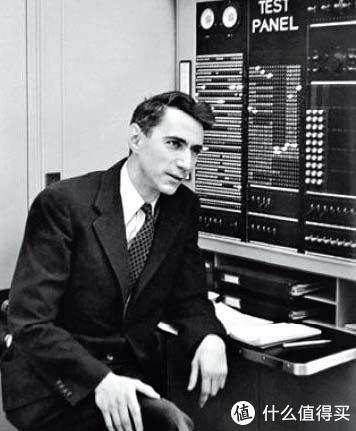 信息论之父香农,20世纪伟大的科学家,一个理论改变了一个时代