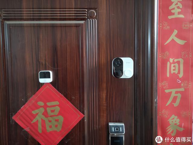 360可视门铃1C测评:安防有一手,离完美就差一步!