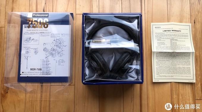 上古神器:650元SONY索尼MDR7506耳机开箱评测