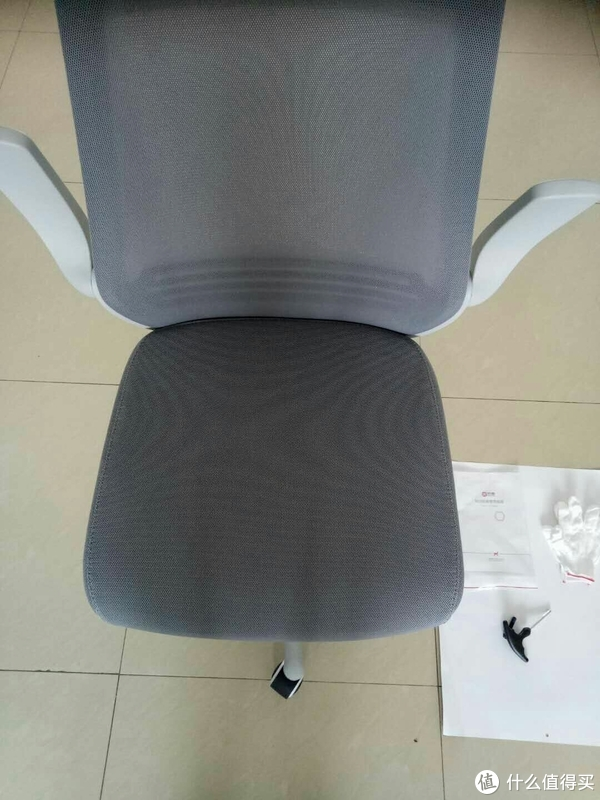 西昊工学座椅M59使用分享