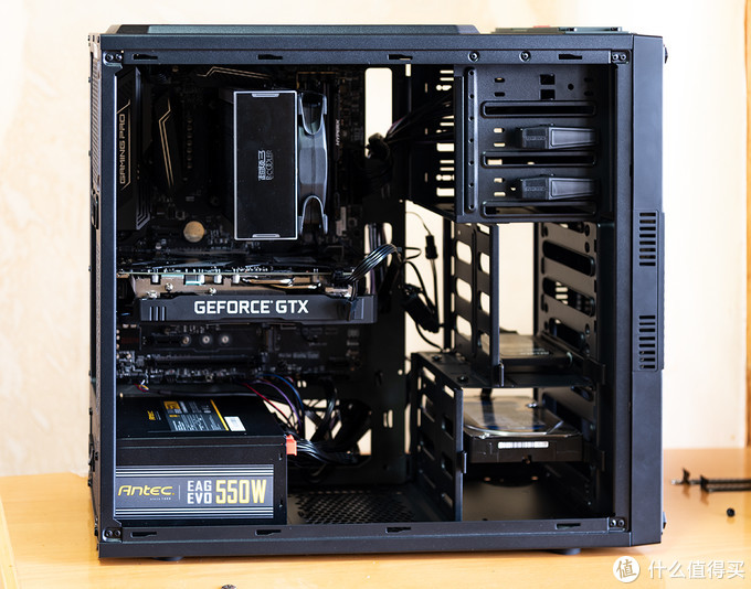 安钛克GX900装机体验