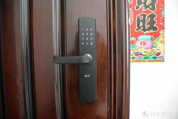 用过小益指纹锁的举个手,新品E206来了,反应灵敏价格厚道