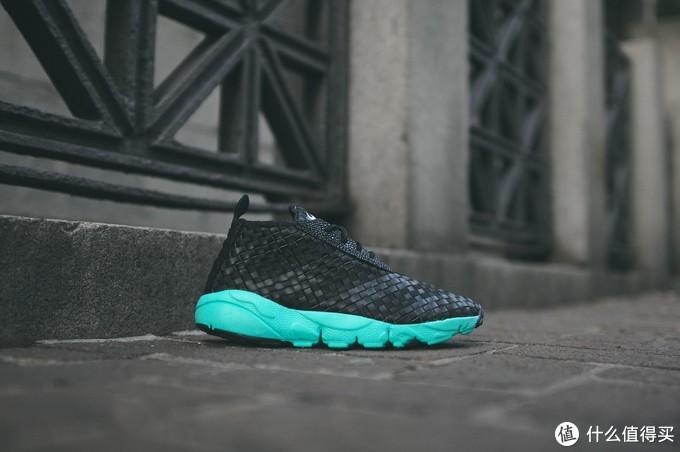 一日一双|其实怪鞋也很美丽——Nike Air Footscape