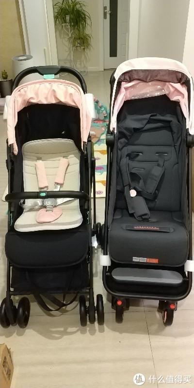 宝宝的第二个推车,轻便推车横评:米家vs babycare