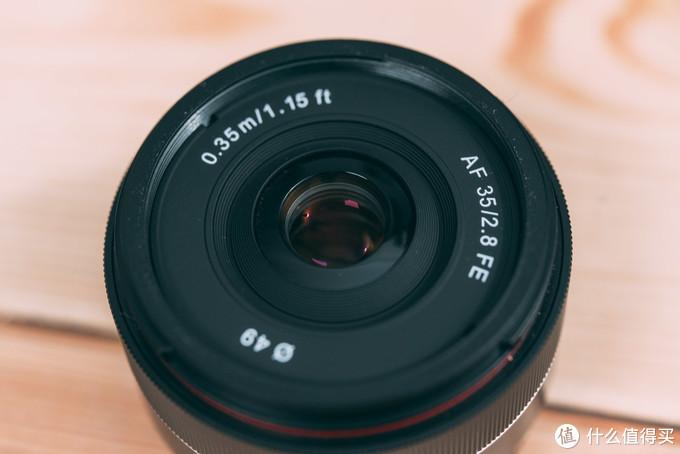 带个镜头盖去拍照—Samyang 35mm f2.8