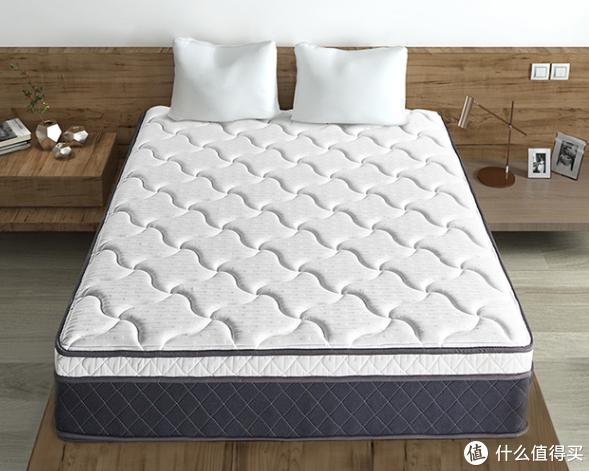 卧室最值得买的好物!Zinus 际诺思 床垫:一张装在盒子里的床垫