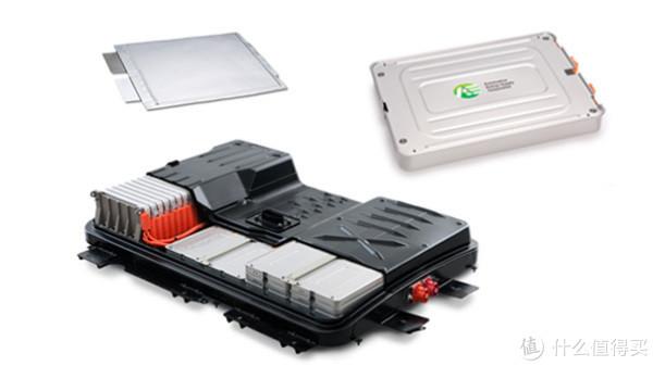 日产Leaf的电池单体、电池模组、电池包