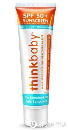 ▲ThinkbabySPF50+ Lotion sunscreen