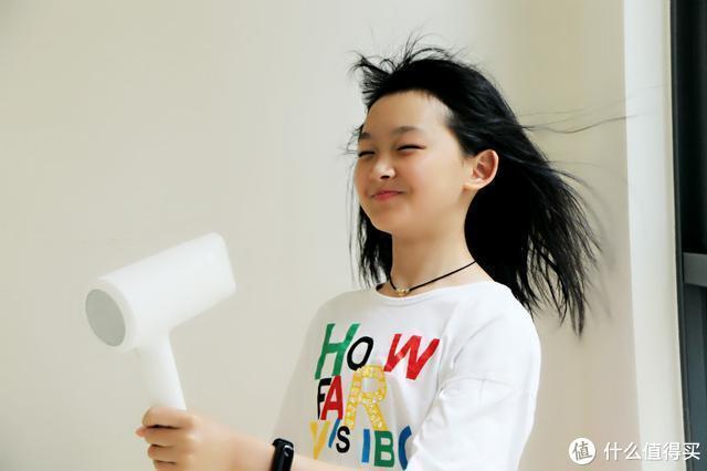 米家水离子吹风机,给你的秀发做个SPA