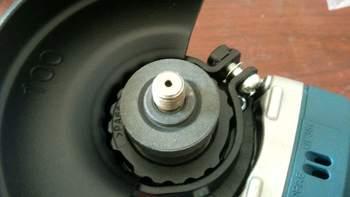 博世TWS6600 角磨机使用总结(垫片|扳手|操作|震动)