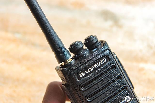 大功率高效对讲,体验宝锋BF-888Splus对讲机