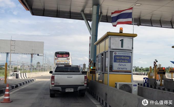 泰国驾车记